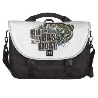 Pesca divertida bolsas de portatil