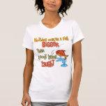 Pesca divertida - casi cogida camisetas