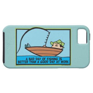 Pesca divertida iPhone 5 cobertura