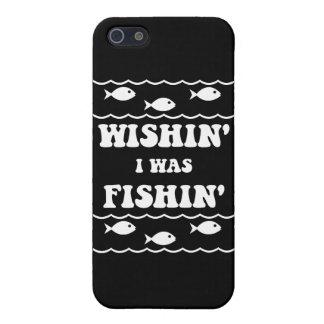 pesca divertida iPhone 5 fundas