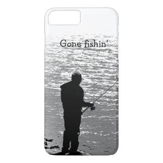 Pesca en el caso más del iPhone 7 del lago Funda iPhone 7 Plus