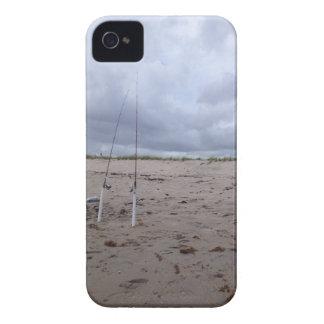 Pesca en la playa funda para iPhone 4 de Case-Mate