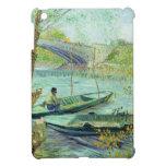 Pesca en la primavera. Pont de Clichy, 1887