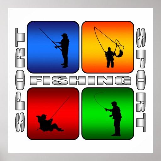 Pesca espectacular impresiones