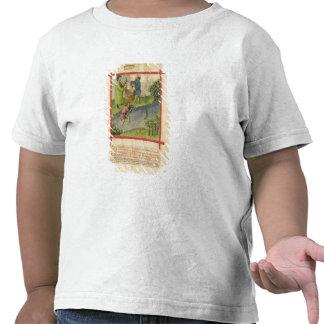 Pesca f.82 de ms Lat 9333 para las anguilas, de Camiseta