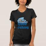 Pesca ida camiseta