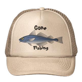 Pesca ida gorras