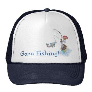 ¡Pesca ida! Gorra