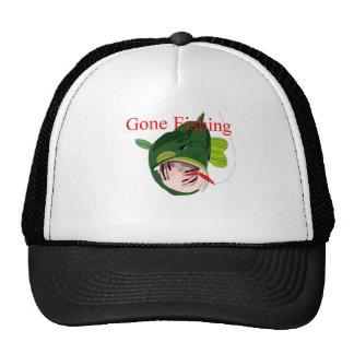 pesca ida gorra