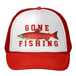 Pesca ida gorro
