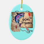 Pesca ida ornamento de reyes magos