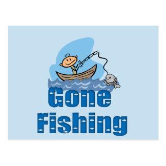 Pesca ida postal