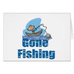 Pesca ida tarjeta