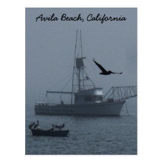 Pesca ida…. postales