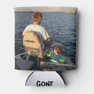 Pesca ida enfriador de latas