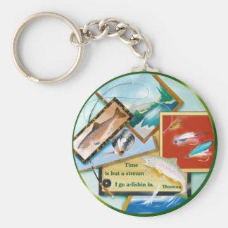Pesca Llaveros Personalizados