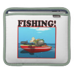 Pesca Mangas De iPad