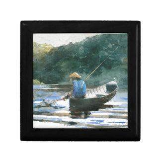 Pesca para Carpe Caja De Joyas