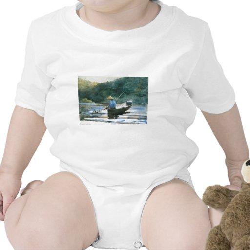 Pesca para Carpe Camiseta