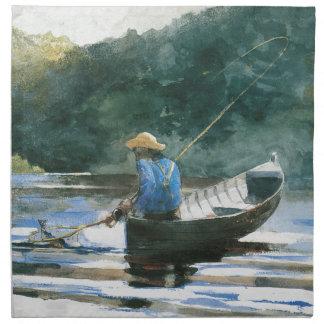 Pesca para Carpe Servilleta De Papel