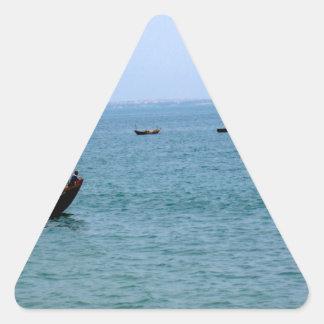 Pesca Colcomanias Trianguladas