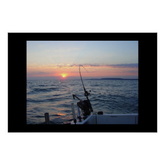 Pesca Póster