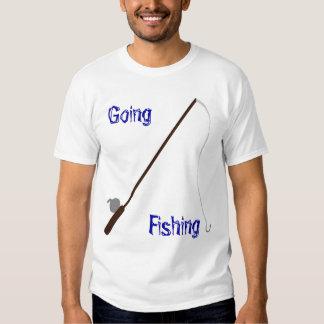 Pesca que va - camisa de trole