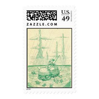 Pesca rápida sello