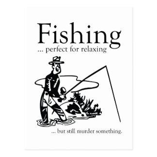Pesca Tarjetas Postales