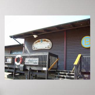 Pesca y museo marítimo - Suecia de Råå Impresiones