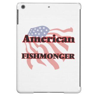 Pescadero americano funda para iPad air