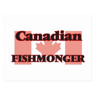 Pescadero canadiense postales