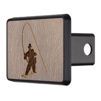 Pescador de la Cuero-Mirada suave Tapas De Tráiler