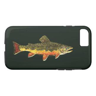 Pescador de la trucha funda iPhone 7