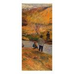 Pescador del bretón de Paul Gauguin- Plantillas De Lonas