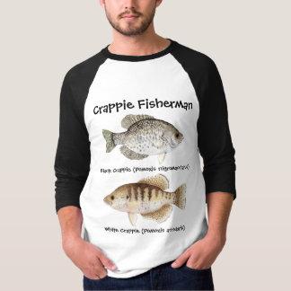 Pescador del tipo de pez playeras