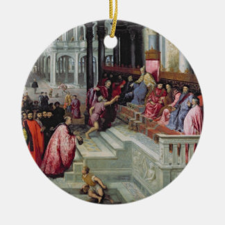 Pescador que da el anillo al dux de Venecia Adorno Para Reyes