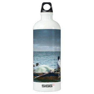 Pescadores de Homens na Galileia Aluminum Water Bottle