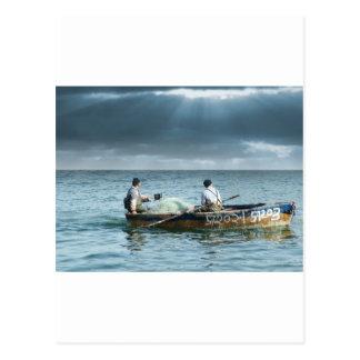 Pescadores de Homens na Galileia Postcard
