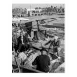 Pescadores de Key West, los años 30 Postales