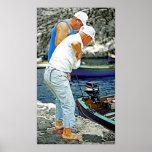 Pescadores malteses (2) poster