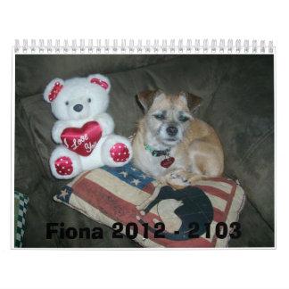 Pescados 2012 - de Fiona calendario 2013
