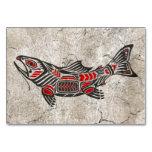 Pescados agrietados del alcohol del Haida