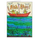 ¡Pescados Ahoy! Felicitación