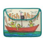 ¡Pescados Ahoy! Fundas Para Macbook Pro