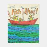 ¡Pescados Ahoy! Manta Polar