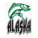 PESCADOS ALASKA PLANTILLA DE MEMBRETE