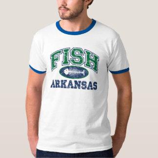 Pescados Arkansas Playera