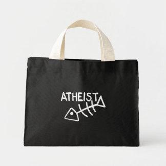 Pescados ateos bolsa de mano