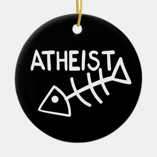 Pescados ateos ornamentos de reyes magos